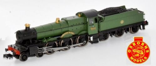 Dapol 2S-019-001 GWR Grange 6820 Kingstone Shirtbutton